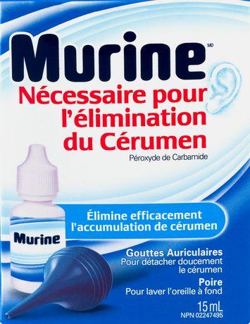 Murine Ear Wax Remove at Walmart ca | Walmart Canada