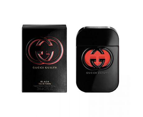 033357edb Gucci Guilty Black Eau De Toilette Spray for Women 75 ml - image 1 of 1 ...
