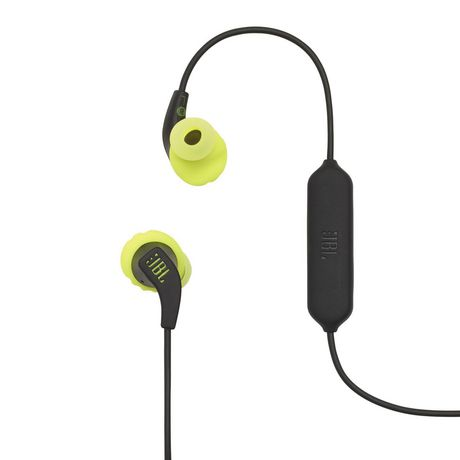 JBL ENDURANCE RUN BT IN-EAR HEADPHONES - GREEN - image 3 of 5