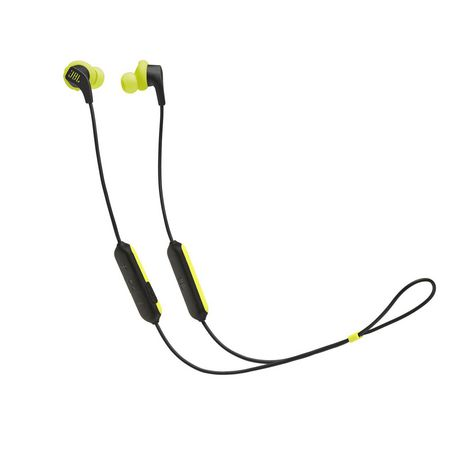 JBL ENDURANCE RUN BT IN-EAR HEADPHONES - GREEN - image 5 of 5