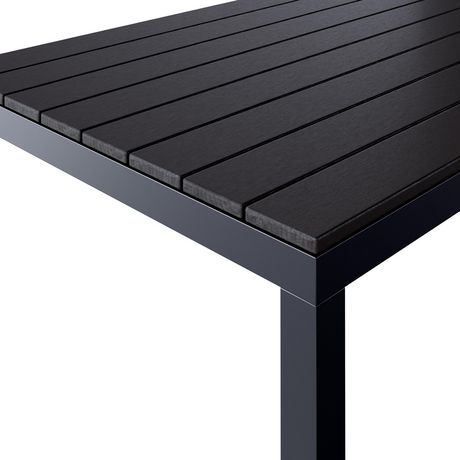 CorLiving Brisbane Square Outdoor Dining Table - image 2 of 4