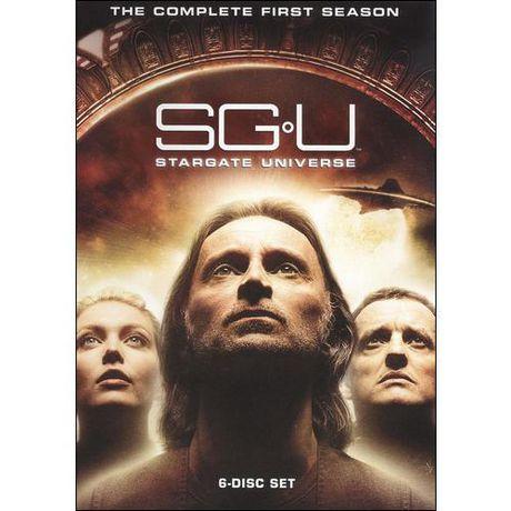 SGU Stargate Universe: The Complete First Season - image 1 de 1