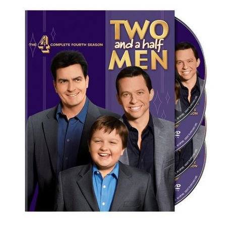 Two And A Half Men: The Complete Fourth Season - image 1 de 1