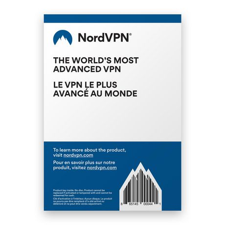 NordVPN 1 Year VPN Subscription - image 1 of 6