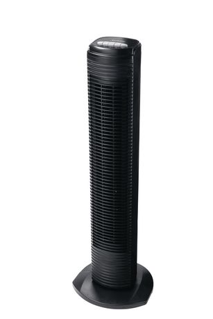 Sunbeam® 31'' Oscillating Tower Fan, Black - image 1 of 3