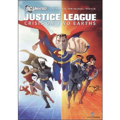 Justice League: Crisis On Two Earths - image 1 de 1