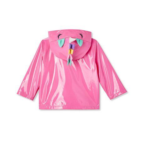 George Toddler Girls Unicorn Raincoat Walmart Canada