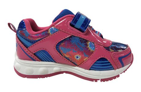 Wonder Woman Lighted Toddler Girls' Athletic Shoes - image 4 of 4