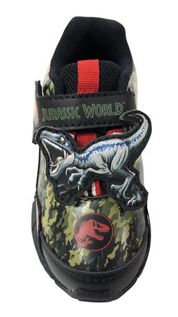 Jurassic World Lighted Toddler Boys's Athletic  Shoes - image 3 of 5