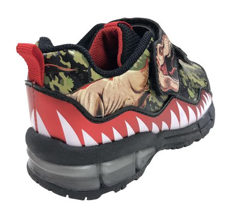 Jurassic World Lighted Toddler Boys's Athletic  Shoes - image 4 of 5
