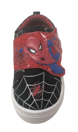 Marvel Spider-Man Toddler Boy's  Canvas Shoe - image 3 of 5