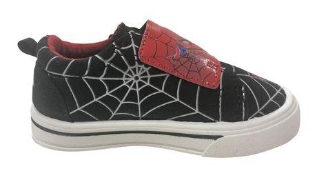 Marvel Spider-Man Toddler Boy's  Canvas Shoe - image 5 of 5