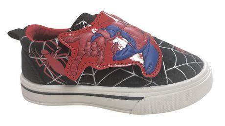 Marvel Spider-Man Toddler Boy's  Canvas Shoe - image 2 of 5