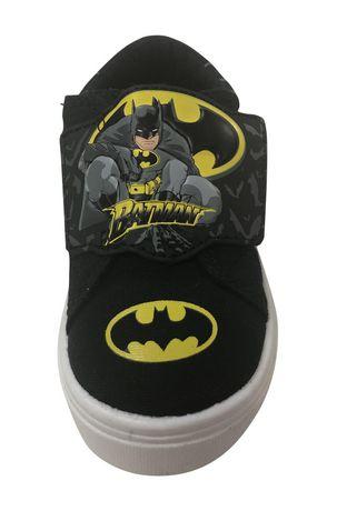 Batman Toddler Boy's  Canvas Shoe - image 3 of 5