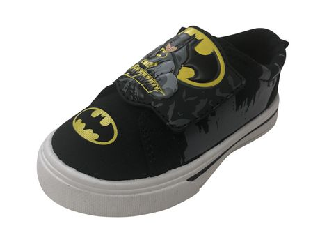 Batman Toddler Boy's  Canvas Shoe - image 1 of 5