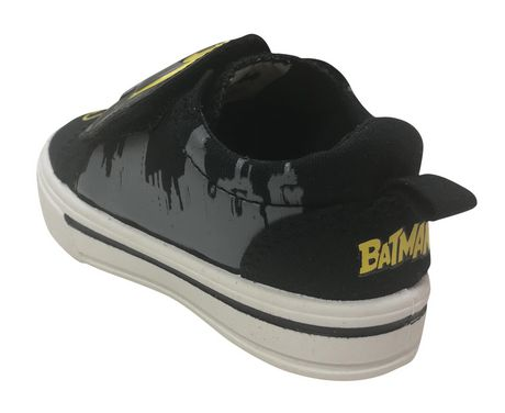 Batman Toddler Boy's  Canvas Shoe - image 4 of 5