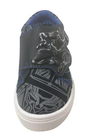 Marvel Black Panther Toddler Boy's  Canvas Shoe - image 2 of 5