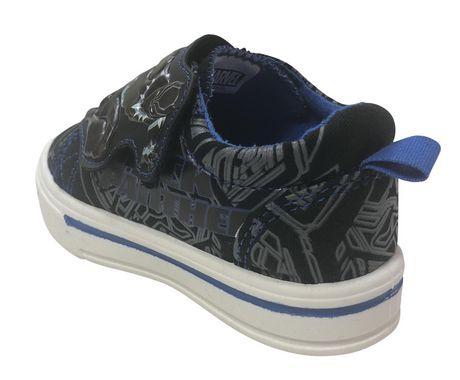 Marvel Black Panther Toddler Boy's  Canvas Shoe - image 4 of 5