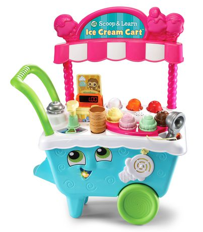 LeapFrog® Scoop & Learn Ice Cream Cart™ - English Version - image 1 of 8