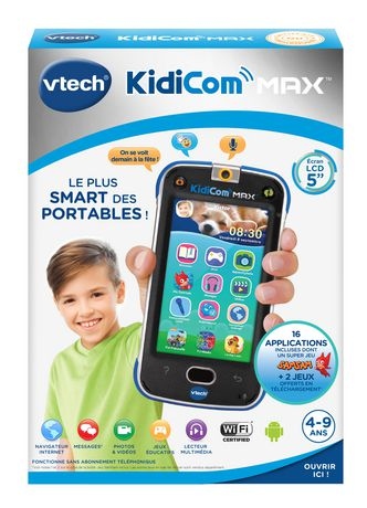 Vtech Kidicom Max French Version Walmart Canada