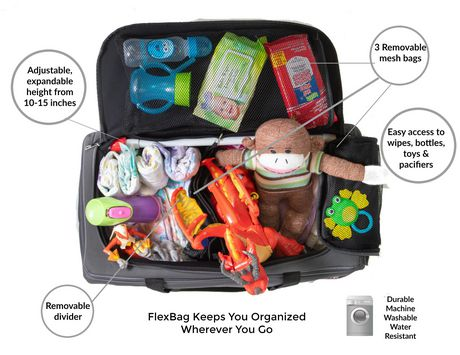Collapsible Multi-Use Organizer Duffle Bag FlexBag by LUMEHRA - image 3 of 9