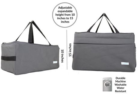 Collapsible Multi-Use Organizer Duffle Bag FlexBag by LUMEHRA - image 7 of 9
