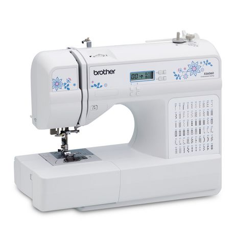 Brother International Corp. Brother XS6060 Computerized Sewing Machine - image 2 of 2