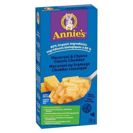 Annie's Homegrown Macaroni & Cheese Classic Cheddar - image 7 of 8
