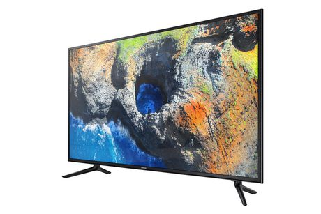 "Samsung 58"" 4K UHD Smart TV - UN58MU6100FXZC - image 2 of 4"