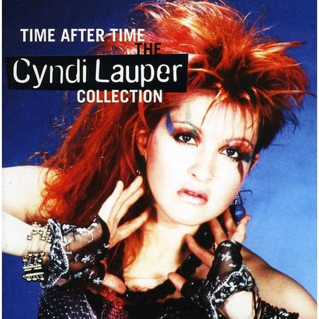 Cindy Lauper Time After Time
