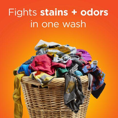 Tide PODS™ Plus Febreze™ Laundry Detergent Pacs, Botanical Rain Scent, 54-count tub - image 6 of 6