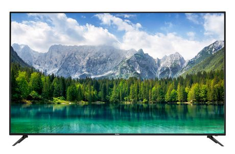 "Haier 75"" Slim 4K UHD LED TV 120 hz, with dbx Audio - image 1 of 2"