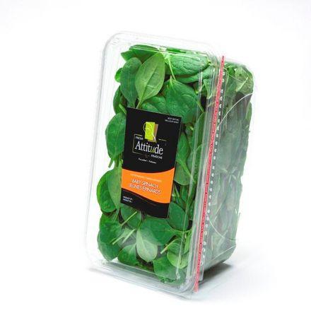 Fresh Attitude Baby Spinach by Fresh Attitude