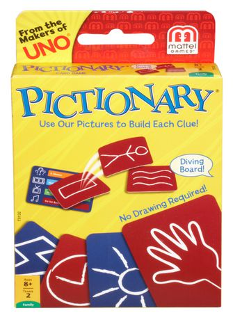 Pictionary Card Game - image 4 of 5