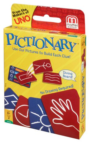 Pictionary Card Game - image 5 of 5