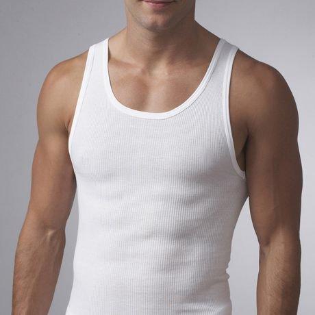 maillot de corps essentials de stanfield 39 s pour hommes. Black Bedroom Furniture Sets. Home Design Ideas