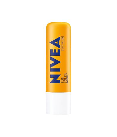 NIVEA Sun Caring 24H Moisture Lip Balm Stick with SPF 30 - image 3 of 3