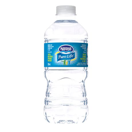 Nestlé Pure Life 100 % Natural Spring Water