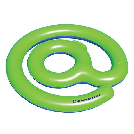 Swimline Trending 62 Inch Inflatable Pool Float Walmart
