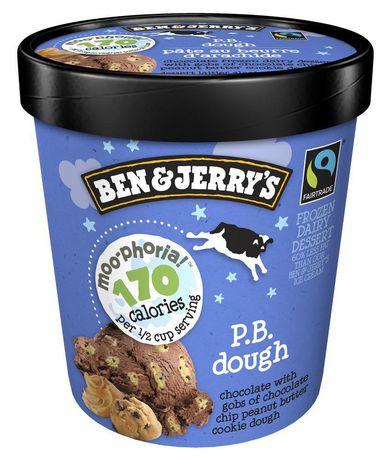 Ben & Jerry's Moo-Phoria Chocolate Milk & Cookies Ice Cream 500 ML - image 1 of 5