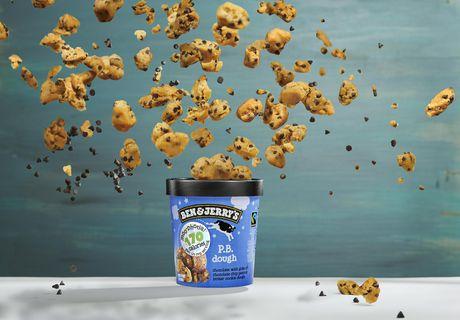 Ben & Jerry's Moo-Phoria Chocolate Milk & Cookies Ice Cream 500 ML - image 3 of 5