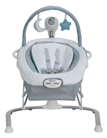 Balançoire Graco Duet Sway LX avec porte-bébé amovible - image 1 de 4