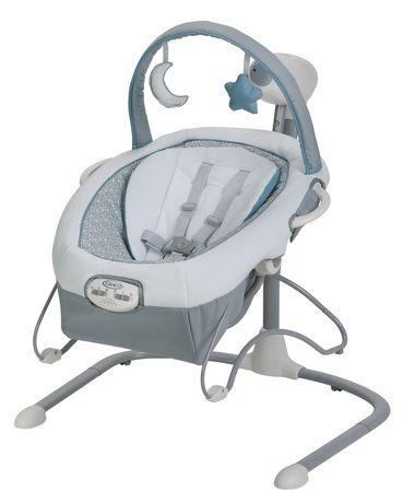 Balançoire Graco Duet Sway LX avec porte-bébé amovible - image 2 de 4