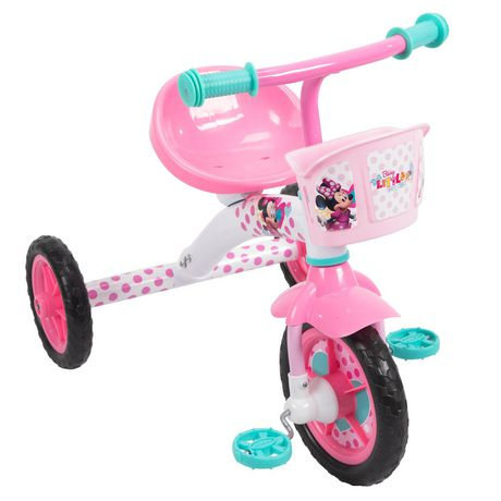 Disney Minnie Girls' Steel Tricycle, by Huffy - image 6 of 6