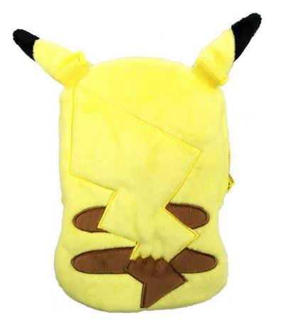 Sac en peluche Pikachu corps entier d'Hori - image 2 de 2