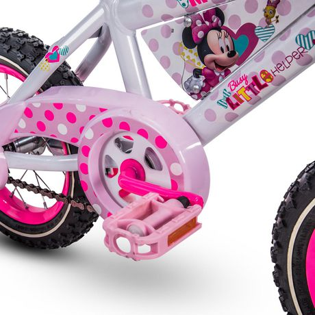 "Disney Minnie 12"" Girls' Steel Bike by Huffy - image 5 of 7"
