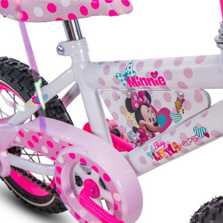 "Disney Minnie 12"" Girls' Steel Bike by Huffy - image 6 of 7"