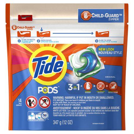 tide pods laundry detergent original designed for regular and he washers