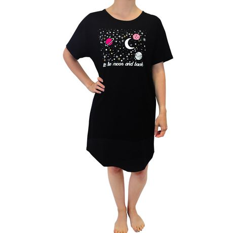 George Plus Ladies' Nightshirt - image 1 of 3