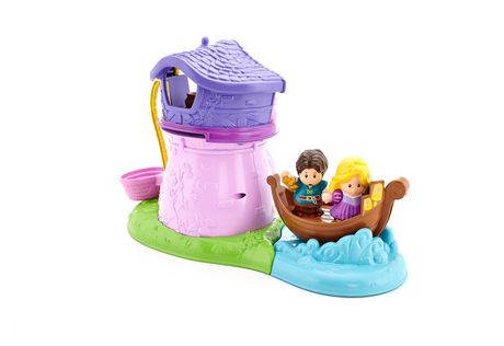 rapunzels tower fisher price little people
